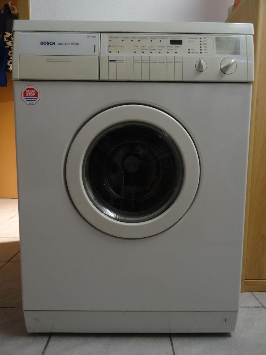 Error codes – Πλυντήρια ρούχων Bosch WFP – tapavakos